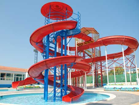 Waterplexes and Waterparks: Design and Consulting